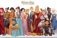 Disney lovely / Aaaaaand pixar xd