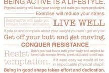 Wellness/ Exercise / Yoga, Spa Remedies, other useful ways to be and stay well.