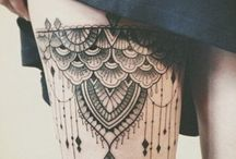 ▲ Tattoos ▲