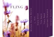 Fling Box Set / Seven Writers and Seven Romance Stories available at Amazon.com