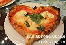 International Eats / Must try food and eating out tips in our study abroad destinations / by LUC Study Abroad