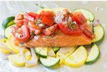 Pesce / Healthy fish recipes
