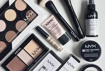 NYX Cosmetics / One of the favourite cosmetic brand..