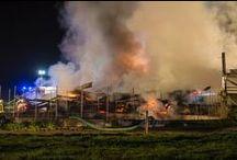 Einsätze / Fotos von Feuerwehr-, Rettungsdienst- und Polizeieinsätzen