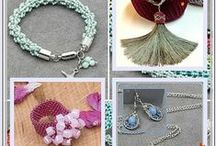 TUTORIALS AND COURSES CREATION JEWELRY / A tutorial on creating jewelry from scratch. Creating Handmade jewelry.