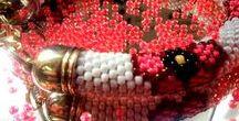 BEADING / all about the beads, hand-made jewelry and handicrafts!wszystko o koralikach, biżuterii hand-made i rękodziele!