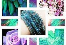 CRYSTALS Kryształki / crystal beads