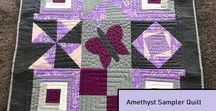 Mini quilts / I love mini quilts, its a perfect way to try out a new technique or make a gift for that someone special.
