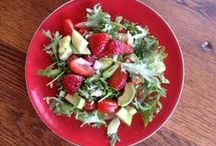 Recipes Healthy Salad / Here are a ton of quick salad recipes that we love!