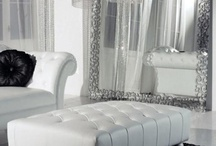 Black & White Mystery / Discover the mysterious & exquisite black & white home decor. Get inspired! / by Banarsi Designs
