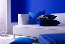 Inspiring BLUE / Find & share all BLUE decor that inspires you.  / by Banarsi Designs