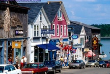 Downtown Bar Harbor / by Bar Harbor Chamber of Commerce