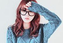 Glasses Styles O_O / usar óculos nunca foi tão divertido....U.U