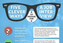 """Job interviews / Congrats! You've landed an interview! Learn how to """"wow"""" the interviewer."""