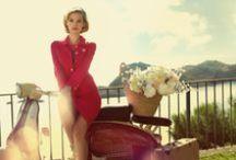 Lookbook Primavera Verano 2014 / Campaña para la presentación de la colección de ropa clásica primavera verano 2014 #trend #fashion #collection