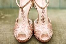 Shoes To Die For... / Wonderful creations for your wedding day... and those fun days in between.