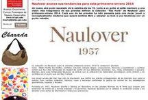 Prensa / Artículos, entrevistas y clippings sobre Naulover, la marca de moda de mujer que prima la calidad y la elegancia.