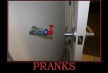 Pranks / by Heather Rick