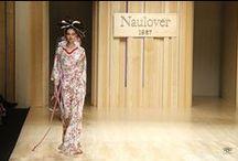 """080 Barcelona Fashion 2014 / Presentación de la colección Primavera/Verano 2015 """"Spicy Candy"""" de Naulover en el 080 Barcelona Fashion."""