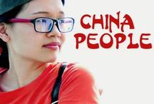 China People / China is the most populous country in the world. China people are industrious, hardworking, peace-loving and  hospitable, conservative, modest and in general easy to approach.
