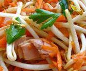 Salades - Salads / Salades de tous les pays