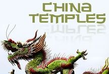 China Temples / The best temples in China with traditional layouts and beautiful Chinese architecture