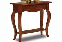Console Tables / Leick Home Console Tables & Hall Stands