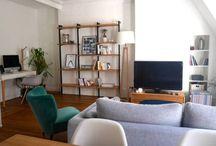 Appartement parisien / Appartement parisien Parisian apartment
