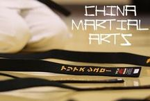 China Martial Arts / China has a long history of martial arts traditions. Chinese Martial Arts include hundreds of different styles.