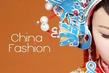 China Fashion / The Fashion Industry in China is one of the biggest market of the world. Here you can find: clothes, luxury, fashion trends and photos of China Fashion Weeks.