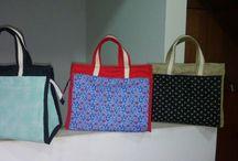 Bolsas térmicas / Bolsas para levar seu lanche