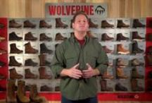 Wolverine / When you work a hard job that can be physically demanding, it's important to equip yourself with the best footwear and clothing that will help you endure those long hours on your feet. Wolverine work boots and work shoes are built to give you the comfort, support, and protection you need to conquer your day. With the continuous development of innovative technologies, our comfortable work boots are constantly progressing to function best for your tough job.