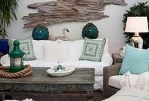 Cozy Living Rooms / Get inspired with decorating ideas to build your cozy living room.  / by Banarsi Designs