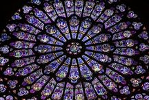 Stained Glass / Religous Stained Glass Windows
