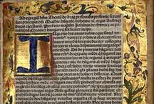 Illuminated Manuscript / Illuminated Manuscripts and Calligraphy