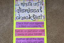 Classroom Aesthetics / Ideas for keeping the classroom looking tidy and beautiful and organised.