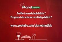 Neler Pişiriyoruz? / by Planet Mutfak