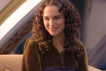 The dresses of Padmé / Most of the comments aren't mine