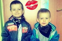 My nephews x).