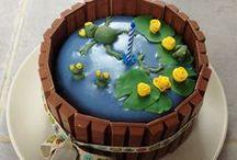 Torty dla dzieci / Szukasz pomysłu na tort dla dziecka? Zobacz co można wyczarować by zachwycić malucha.