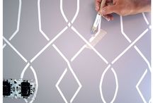 STEP BY STEP STENCILING