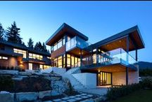 Andover House / West Coast Contemporary Custom Home in West Vancouver, BC