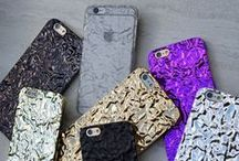 Crystalline iPhone 6 & 6 Plus Cases / Crystalline Case for iPhone 6 & 6 Plus (Gold, Silver, Titanium) -   www.elementalcases.com