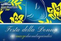Festa della donna / La SPA l'Oasi ti aspetta per offrirti momenti di benessere e relax!  / by Relais Villa San Martino
