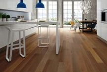 Kitchen / Parquet in the kitchen? Yes, you can!
