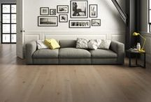 Living Room / Choose the style of the furnishing, the right colour of the parquet and enjoy your living room.