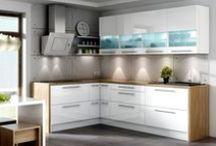 KAM - Kammoduł / Meble kuchenne KAMMODUŁ to nowoczesny produkt, odznaczający się nowatorskim podziałem szuflad. Zastosowanie tego rodzaju rozwiązania umożliwia wykorzystanie większej przestrzeni, jaką oferują duże szuflady w szafkach.