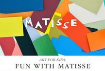 Arty Kids Party