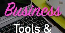 Online business tools &  resources / online business tips, online business tools online business resources