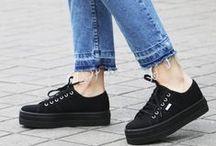 Zapatillas Moda Mujer